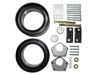 "Fat Bob's Garage, Part # FBIFS-2-47150RP, Toyota 4Runner 2.5"" Front 1.5"" Rear Lift Kit 1990-1995.5 4WD THUMBNAIL"