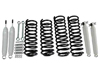 "Jeep Wrangler JK 3"" Suspension Lift Kit w/ Shocks 2007-2017 4 Door SWATCH"