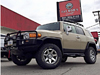 "Toyota FJ Cruiser Vated 3"" Adjustable Coilovers 2007-2014 SWATCH"