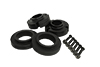 "Fat Bob's Garage, Part # 40250, Toyota 2.5"" Poly Spacer Lift Leveling Kit 1996-2016 (6-lug)"