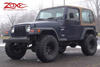 "Jeep TJ Wrangler 3"" Suspension Lift 1997-2006 SWATCH"
