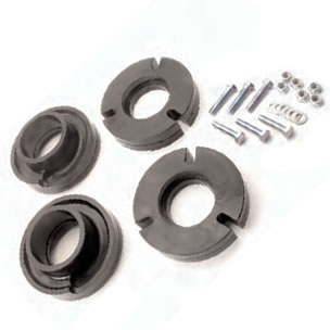 "Fat Bob's Garage, Part # K30037, Ford F150 2.5"" Front Lift Leveling Kit 4WD/2WD 2004-2008 THUMBNAIL"