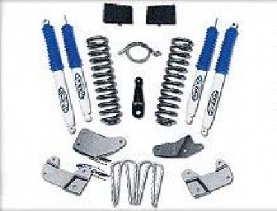 "Fat Bob's Garage, Pro Comp Part #K4120B, Ford Ranger 1997 2WD 5"" Front 2.5 Rear Lift Kit"