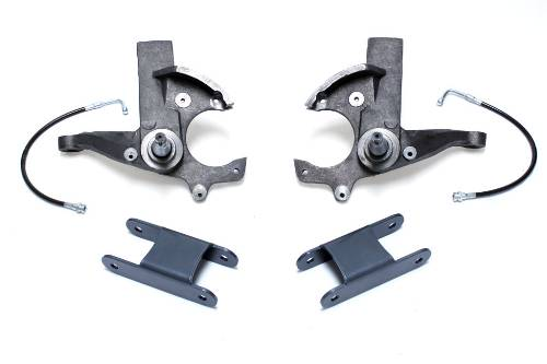 "Fat Bob's Garage, Max Trac Part#K880132, GM S10/Blazer/Sonoma/Jimmy 3""/2"" Lift Kit 1982-2004 LARGE"