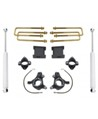 "Fat Bob's Garage, MaxTrac part #K881364, Chevrolet/GMC Silverado/Sierra 1500 6"" Lift Kit 2WD 2007-2014"
