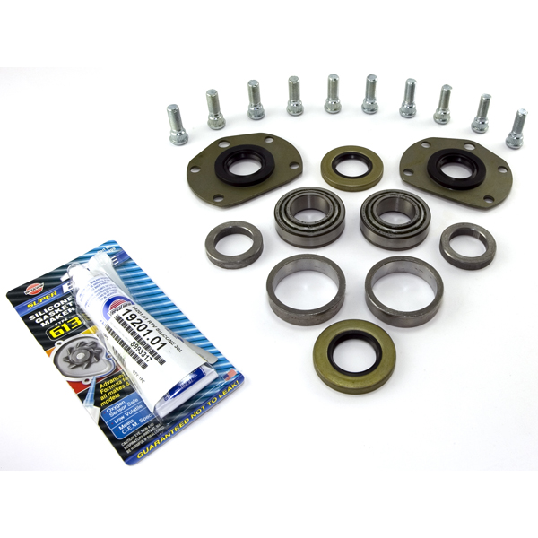 Fat Bob's Garage, OMIX-ADA Part #16536.06, Bearing Kit 1 Piece Axle MAIN