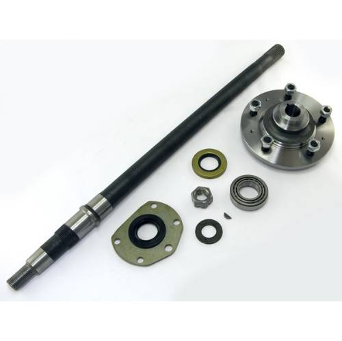 Fat Bob's Garage, OMIX-ADA Part #16530.31, Axle Shaft LH Rear AMC 20 WT MAIN