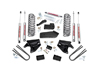 "Fat Bob's Garage, Rough Country Part #467.2, Ford F150 2WD 1980-1996 4"" Lift Kit_THUMBNAIL"
