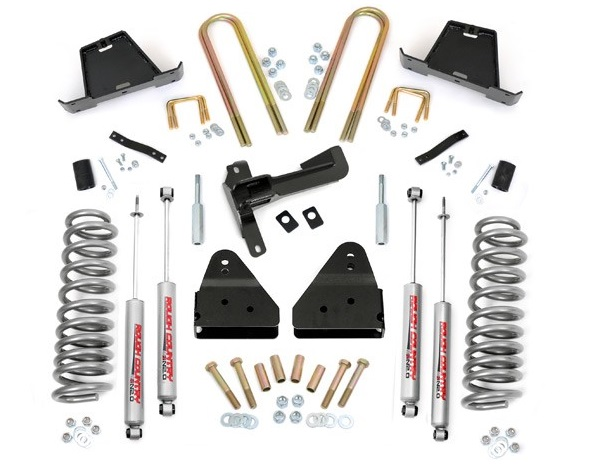 "Fat Bob's Garage, Rough Country Part #479.2, Ford F250/F350 SuperDuty 4.5"" Suspension Lift Kit 4WD 2005-2007"