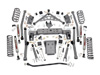 "Fat Bob's Garage, Rough Country Part #90820, Jeep Grand Cherokee WJ 4"" Long Arm Suspension Lift 1999-2004 4WD"