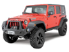 Fat Bob's Garage, Rock Slide Engineering Part #FB-F-100-JK, Rigid Series Front Bumper 07-15 Wrangler JK THUMBNAIL