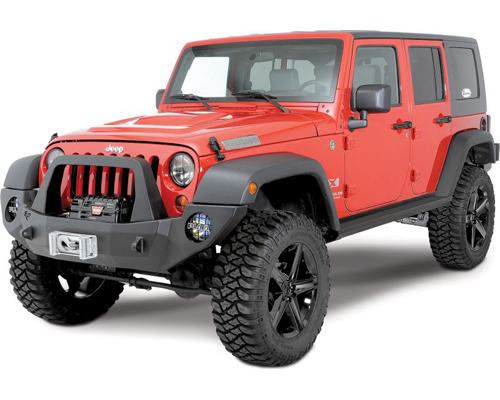 Jeep Wrangler Jk Front Bumper >> Rock Slide Engineering Rigid Series Front Bumper 07 15 Wrangler Jk