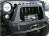 Fat Bob's Garage, Rock Slide Engineering Part #FB-S-100-JK, Rigid Series Shorty Front Bumper 07-15 Wrangler JK THUMBNAIL