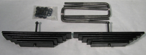 "Fat Bob's Garage, Part # 24275, Ford F250/F350 Super Duty Excursion 2.75"" Lift Kit w/Track Bar 4WD 1999-2004 LARGE"