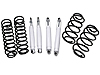 "Jeep Wrangler 2"" Suspension Lift Kit w/Shocks 1997-2006 SWATCH"