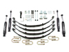 "Jeep YJ Wrangler 4"" Suspension Lift 4WD 1987-1995 SWATCH"