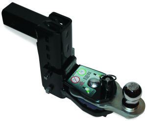 Fat Bob's Garage, Inventive Hitches Part#9110, Swivel-Loc Hitch (Adjustable)