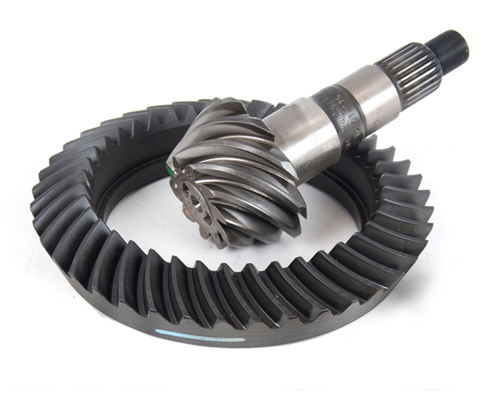 Fat Bob's Garage, Precision Gear Part #F9370BP, Ford 9, 3.70 Big Pinion Ring & Pinion THUMBNAIL