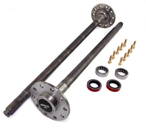 Fat Bob's Garage, Alloy USA Part #12235, Rear Axle Kit, D44 30-Spline, W/ABS, 4140 Chromoly MAIN