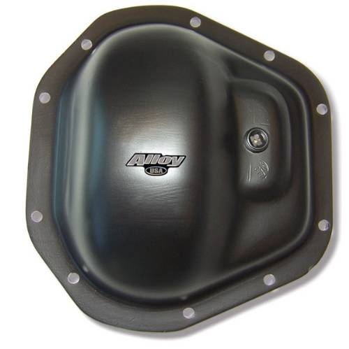 Fat Bob's Garage, Alloy USA Part #11203, HD Differential Cover Dana 60 (5/16-Inch Stamped Steel) MAIN