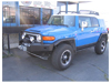 "Toyota FJ Cruiser 3"" Front 1.5"" Rear Lift Kit 2007-2015 SWATCH"