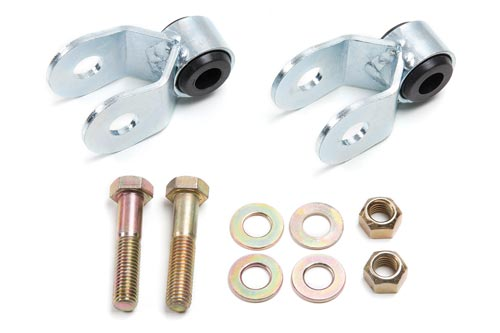 "Fat Bob's Garage, Zone Part #C5401, Chevrolet/GMC 1500/2500 Pickup Front Sway Bar Shackle Link 2-6"" Lift 4WD 1973-1991 MAIN"