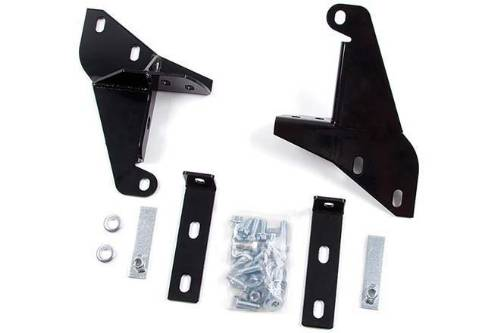 Fat Bob's Garage, Zone Part #C9919, Chevrolet/GMC Silverado/Sierra 1500 Rear Bumper Bracket Relocation Kit 1995-1998_MAIN