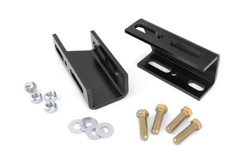Fat Bob's Garage, Rough Country Part #1019, Chevrolet Sway-bar Drop Brackets 1977-1987 LARGE