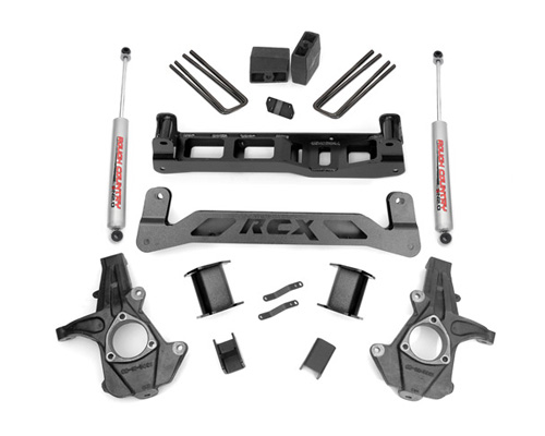 "Chevrolet/GMC 1500 Pickup 5"" Lift Kit 2WD 2007-2013_MAIN"
