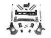 "Fat Bob's Garage, Rough Country Part #261.2, Chevrolet / GMC 1500 Pickup 5"" Lift Kit 2WD 2007-2013"