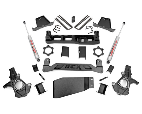 "Chevrolet/GMC 1500 Pickup 5"" Lift Kit 2007-2013_MAIN"