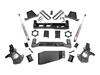"Fat Bob's Garage, Rough Country Part #264.2, Chevy GMC 1500 4WD 7.5"" Suspension Lift Kit 2007-2013"