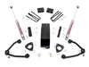 "Chevy/GMC 4WD 1500 Pickup 3.5"" Suspension Lift Kit 2007-2017"
