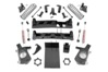 "Chevrolet Tahoe/Yukon/Suburban 6"" Non-Torsion Drop Lift Kit 4WD 2000-2006_SWATCH"