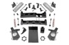 "Chevrolet Avalanche 6"" Non-Torsion Drop Suspension Lift Kit 4WD 2000-2006_THUMBNAIL"