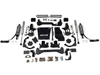 "Chevrolet/GMC 2500HD/3500HD 4.5"" Coilover Suspension Lift Kit 4WD 2001-2010"