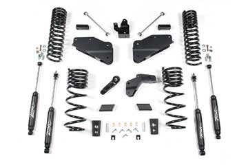 "Fat Bob's Garage, Zone Offroad part #D53, Dodge Ram 2500 6.5"" Suspension Lift Kit 4WD Diesel 2014-2016 MAIN"