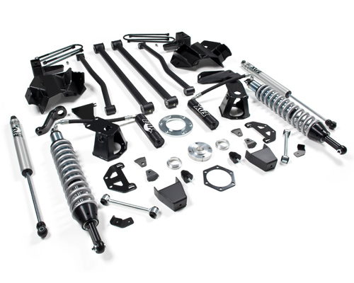 "Dodge 2500/3500 8"" Performance Coil-Over Lift Kit 4WD 2009-2013 MAIN"