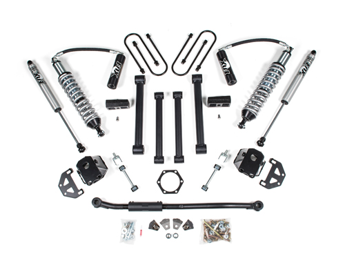 "Dodge Ram 2500/3500 3"" Coilover Suspension Lift Kit 4WD 2003-2013 MAIN"