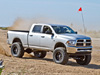 "Dodge 2500/3500 8"" Performance Coil-Over Lift Kit 4WD 2009-2013 SWATCH"