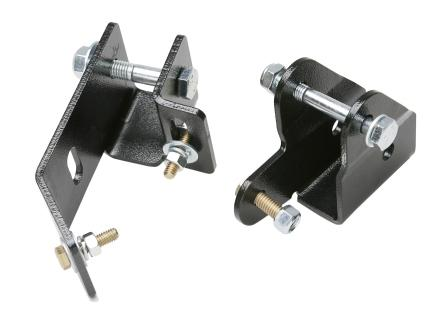 Fat Bob's Garage, Part # TJFRTBB, Jeep Wrangler TJ Front & Rear Track Bar Brackets 1997-2006