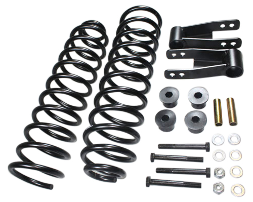 "Jeep Cherokee XJ 2"" Front 1.5""-2"" Adjustable Rear Lift Kit 1984-2001 MAIN"