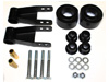 "Jeep Cherokee 2"" Front Lift Kit w/1.5""-2"" Adjustable Rear Shackles 1984-2001 SWATCH"