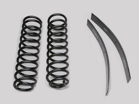 "Jeep Cherokee XJ 3"" Lift Kit 1984 - 2001 LARGE"