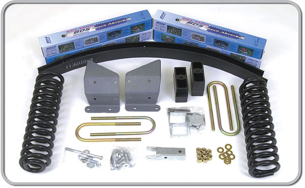 "Fat Bob's Garage, BDS Part #526H, Ford Bronco 6"" Suspension System 1978-1979_MAIN"