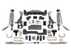 "Fat Bob's Garage, BDS Part #573F, Ford F150 6"" Coil-Over Suspension Lift Kit 2009-Present 4WD THUMBNAIL"