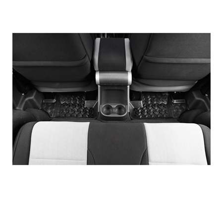 Fat Bob's Garage, Rugged Ridge, Part #12920.11, Jeep TJ/LJ Wrangler All Terrain Front Floor Liners 1997-2006