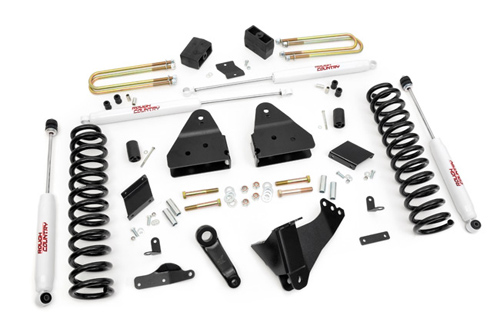 "Fat Bob's Garage, Rough Country Part #563.2, Ford F250 Super Duty 4.5"" Suspension 4WD 2011-2014_LARGE"