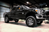 "Ford F250 Super Duty 6"" Suspension 4WD 2011-2014 SWATCH"