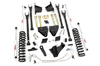 "Ford F250 Super Duty 6"" 4 Link Suspension Lift 4WD 2011-2014 THUMBNAIL"
